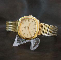 No-Reserve Auction ZODIAC Swiss Vintage Watch Auto ETA Cal. 2892 Parts or Repair