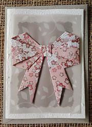 Origami - Plantable Greeting Card