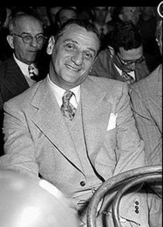 Moe Dalitz, had a close relationship with Jimmy Hoffa. Moe  opened a string of his own laundries in Michigan before branching out to Cleveland in the 1930s. Once there, he expanded his earning potential by getting involved in the bootlegging business and becoming associated with the Mayfield Road Gang. By the time prohibition ended, Dalitz had opened several illegal gambling joints...legitimate business owner & criminal bootlegger and casino operator — would combine to lead him to Las Vegas.