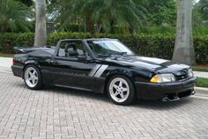 1993 Saleen Mustang