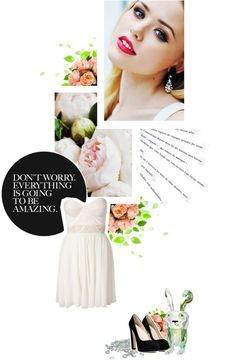 """Don't Worry Everything is going to be amazing!"" by gabbylulu on Polyvore"