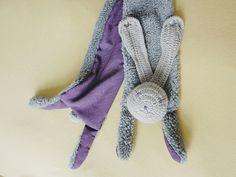 rabbit scarf