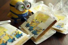 Biscotti minions, biscotti per bambini