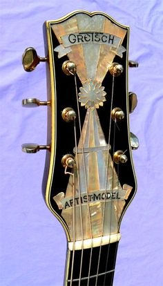 1936 Gretsch Artist Model 150