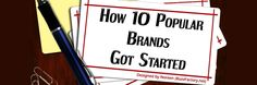 How 10 Businesses Found Success