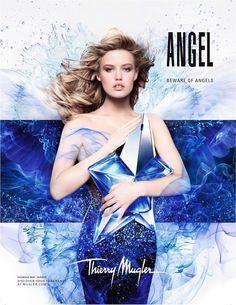 Nell'ultima campagna pubblicitaria del profumo Angel di Thierry Mugler, la top model londinese Georgia May Jagger, dopo quasi vent'anni, eredita il ruolo che fu della madre Jerry Hall.
