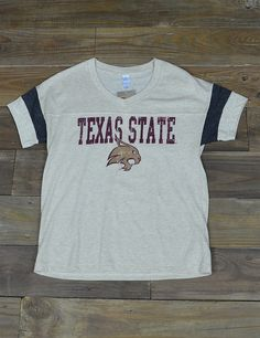 Recruit the best kids to be a future bobcat with this for Custom t shirts san marcos tx