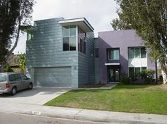 Anderson Residence - modern - exterior - san diego - FLOCK ARCHITECTURE