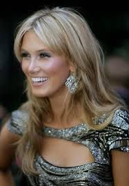 Image result for Long Blonde layered hairstyles & fringes