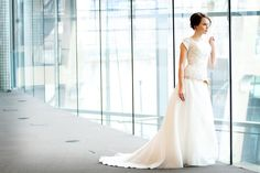 Salt Lake City Bridal Photography (Wellsfargo building downtown???)