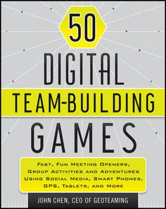 50 Digital Team Building Games: Fast Fun Meeting Openers Group Activities And Adventures PDF Fun Team Building Activities, Leadership Activities, Educational Leadership, Group Activities, Activity Games, Icebreaker Activities, Student Leadership, Building Ideas, Life Coach Training