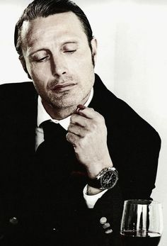 Hannibal, He it`s so perfect to this papel.