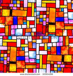 stained glass rainbow - Google Search