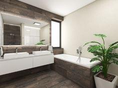 Moderní koupelna JASMINE - vizualizace
