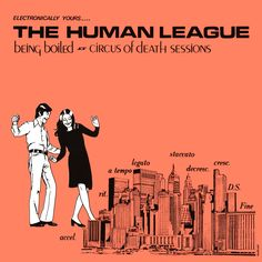 The Human League - Being Boiled / Circus of Death (1978)