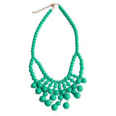 Fab.com   Funky, Bejeweled Necklaces