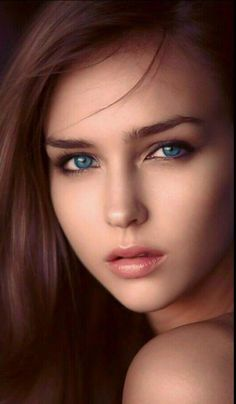 Hair and beauty Face Makeup & Face Cosmetics Most Beautiful Faces, Stunning Eyes, Beautiful Girl Image, Pretty Eyes, Cool Eyes, Girl Face, Woman Face, Beauty Full Girl, Beauty Women
