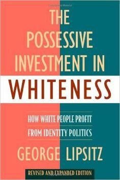 New Addition: The Possessive In... http://unitedblackbooks.org/products/the-possessive-investment-in-whiteness-how-white-people-profit-from-identity-politics-by-george-lipsitz-e-book