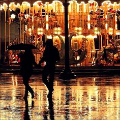 Merry Go Round ~ Le Carrousel des enfants ~ Paris