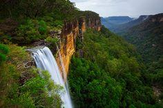 Fitzroy Falls, NSW, Australia by Yegor Korzh
