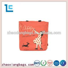 Zhaoxiang 2016 happy little girl canvas duffel bag weekender bag canvas for… Duffel Bag, Weekender, Canvas Bags Wholesale, Little Girls, Lunch Box, Happy, Stuff To Buy, Toddler Girls, Bento Box