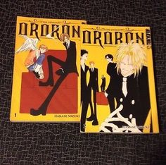 nice Demon Ororon volume 1-2 Manga Graphic Novel Book in English - For Sale View more at http://shipperscentral.com/wp/product/demon-ororon-volume-1-2-manga-graphic-novel-book-in-english-for-sale/