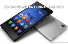 AndroidAdvices XiaoMi Mi3 International Giveaway - Android Advices