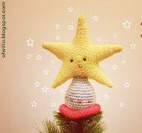 1500 Free Amigurumi Patterns: Christmas