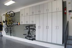 Rangement de garage