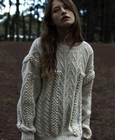 Another great sweater.