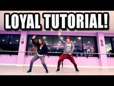 LOYAL - Chris Brown Dance TUTORIAL | @MattSteffanina & @DanaAlexaNY Choreography (Hip Hop) - Matt Steffanina