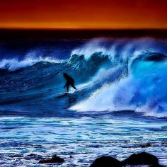 Surfing Port Ferry Great Ocean Road Victoria Australia. #Surfing #landscapephotography #sunset #portferry #victoriaaustralia #greatoceanroad #pacificocean #bobhundtphotography #climbunited #photohundt #fantastic_shotzs by bobhundtphotography