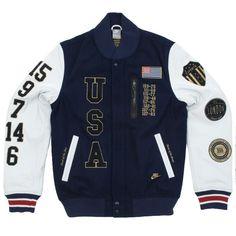 69214eeb5 Nike Sportswear Dream Team Destroyer Jackets Nike Wear