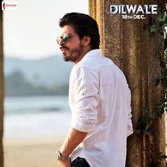 Shah Rukh Khan #Dilwale still