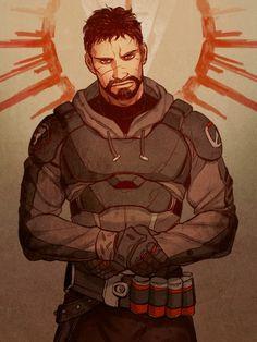 Overwatch Reyes
