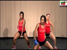 Soca dance to How She Like it - Hypasounds by Soca'Robics - YouTube