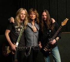 Doug Aldrich is an amazing guitar player who oozes technical ability and has channeled his influences in a signature way dating back to his earliest performances. Description from legendaryrockinterviews.com. I searched for this on bing.com/images