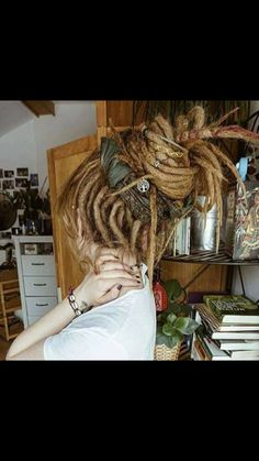 Beautiful dread head