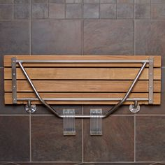Teak Shower Bench for Your Breathtaking Furniture Ideas: Teak Folding Shower…