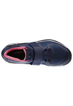Chaussures de fitness & Sports en salle Reebok CROSSFIT COMBINE - Chaussures d'entraînement et de fitness - blue ink/lucid lilac/poison pink bleu foncé: 119,95 € chez Zalando (au 03/12/16). Livraison et retours gratuits et service client gratuit au 0800 915 207.