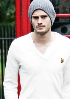 The Hottest Serial Killer in The Fall. Soon to be Unveiled as Mr. Grey.