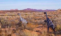 DINOSAUR TRAIL | Moab Giants PaleoSafari