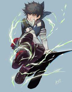 Villain Izuku Midoriya / Deku My Hero Academia