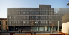 Subacute+Hospital+of+Mollet+/+Mario+Corea+Arquitectura