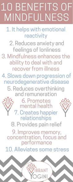 10 benefits of mindfulness practice! | #mindful #mindfulness #mindfulmeditation #happy #happiness #motivation #lifetips #mindfulnesstips #positivelife #positivity #positivemind | VIBRANTYOGINI.com