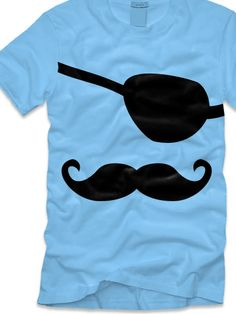 Pirate t-shirt @Leslie Moore   John Grady Needs one!