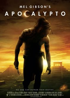 Apocalypto (2006) USA Icon / Touchstone. D/Co-Prod/Co-Sc: Mel Gibson. In the middle of the Mayan Kingdom decline, a young man fights for his family and faces all possible dangers... 30/03/15