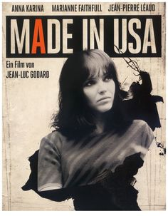 MADE IN THE USA - Jean-Luc Godard