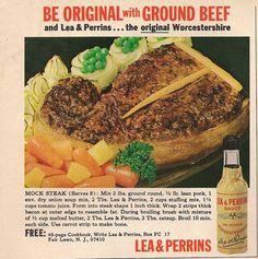 Mock steak??