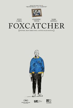 foxcatcher poster - Google Search